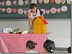 おいしく たのしく 親子で食育! in 児童会館